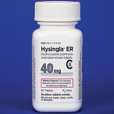 Buy Hysingla ER 40mg Online